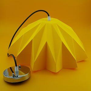 لوستر زرد